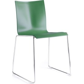 Chairik 101 stabelstol, Grøn