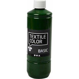 Tekstilmaling, 500 ml, græs grøn