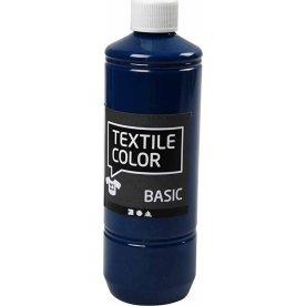 Tekstilmaling, 500 ml, turkisblå