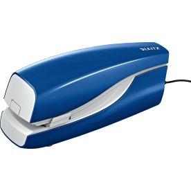 Leitz 5533 Elektrisk Hæftemaskine, blå