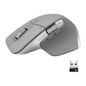 Logitech MX Master 3 avanceret trådløs mus, grå