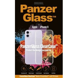Panzerglass ClearCase cover til iPhone 11