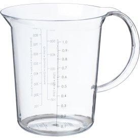 Plast Team Målekande, 1 liter