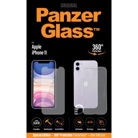 PanzerGlass sampak til Apple iPhone 11