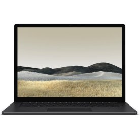 Microsoft Surface Laptop 3, 256GB i5 8GB, sort