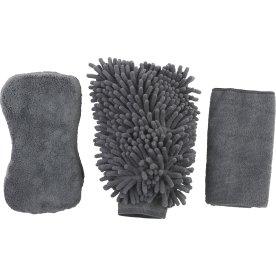 Vaskesæt microfiber 3 dele