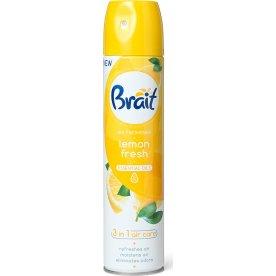 Brait Luftfrisker Spray, Lemon Fresh, 300 ml