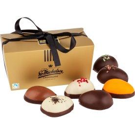 Sv. Michelsen gaveæske med 8 chokoladeæg