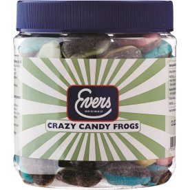 Evers Crazy blue frogs, 900 g