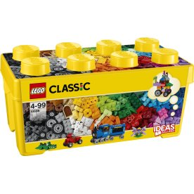 LEGO Classic 10696 Kreativt byggeri – medium, 4-99