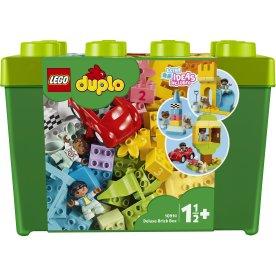 LEGO DUPLO Classic 10914 Luksuskasse med klodser