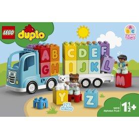 LEGO DUPLO My First 10915 Alfabetvogn, 1½ år