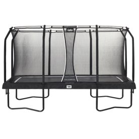 Salta Premium trampolin m sikkerhedsnet, 244x396cm