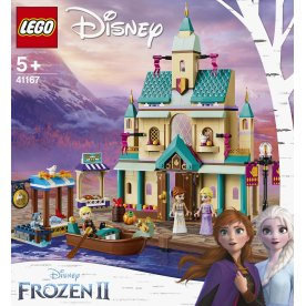 LEGO Disney Princess 41167 Arendal slotsby, 5+