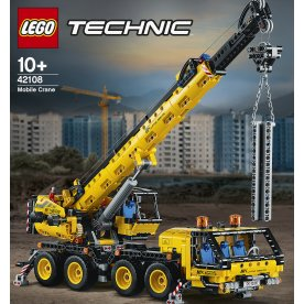 LEGO Technic 42108 Mobilkran, 10+