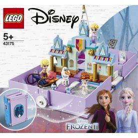 LEGO Disney Princess 43175 Anna & Elsas bogeventyr
