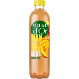 Aqua d'or Ice Tea m. mango, sukkerfri 0,5 L