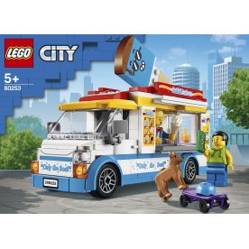 LEGO City Great Vehicles 60253 Isvogn, 5+