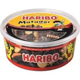 Haribo Matador mix dark, 900 g