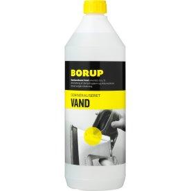 Borup Demineraliseret Vand, 1 L