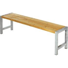Plus Plankebænk, L 176 cm, Lærk