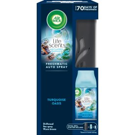 Air Wick Freshmatic Starter, Turquoise Oasis