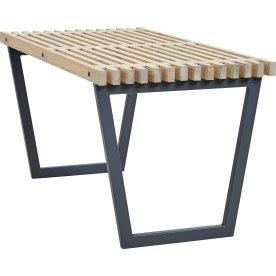 Plus Siesta bord, L138xB76,5xH72 cm, Drivtømmer