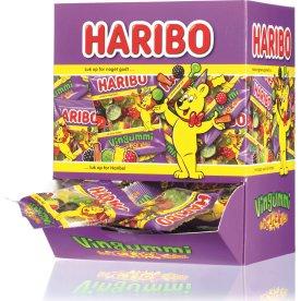 Haribo Click Mix Vingummi, 100 poser á 10 g