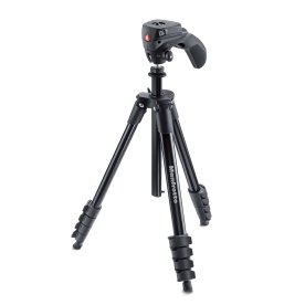 MANFROTTO Action stativkit, sort