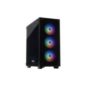 Fourze T750 Silent ATX kabinet, sort