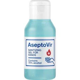 AseptoVir Hånddesinfektion Gel 70 %, 75 ml