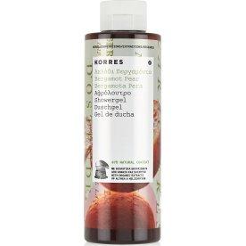 Korres showergel, 2 X 250 ml