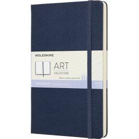 Moleskine Art Sketch Bog | L | Blå