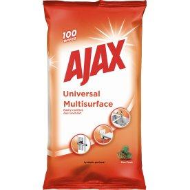 Ajax Universal Wipes, 100 stk