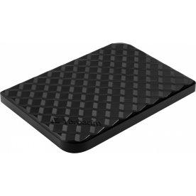 Verbatim Store 'N' Go SSD harddisk, 256GB, sort