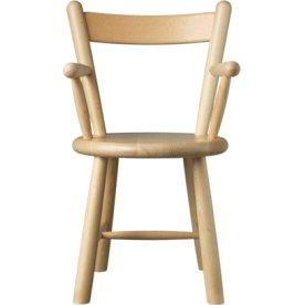 P9 Børnestol, Bøg/Natur