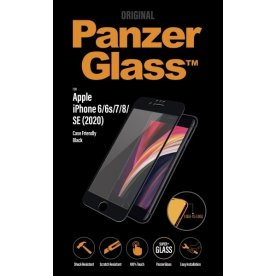 PanzerGlass iPhone SE (2020) Case Friendly, sort