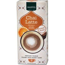 Fredsted Chai Latte Choco Orange te, 8 sticks