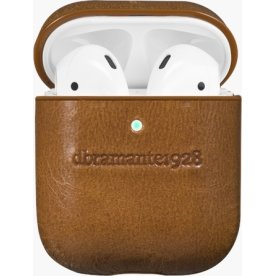 dBramante1928 Copenhagen AirPod cover, Tan
