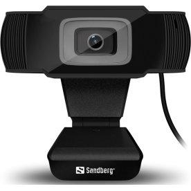 Sandberg USB Webcam Saver, sort
