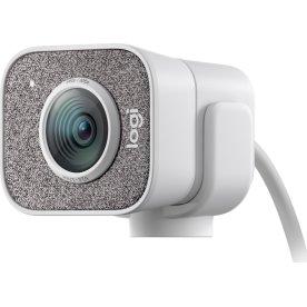 Logitech StreamCam webcam, hvid