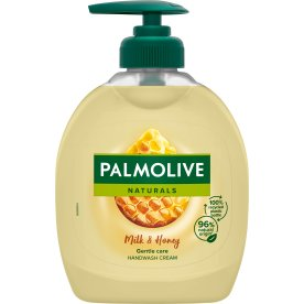 Palmolive Flyd. Håndsæbe Milk & Honey, 300 ml