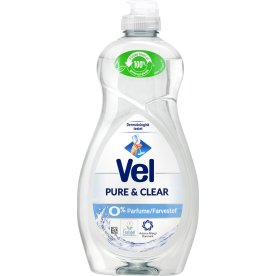 Vel Opvaskemiddel, Pure & Clean, 500 ml
