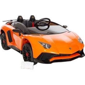El-drevet Lamborghini Aventador SV børnebil