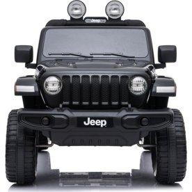 El-drevet Jeep Wrangler Rubicon børnebil