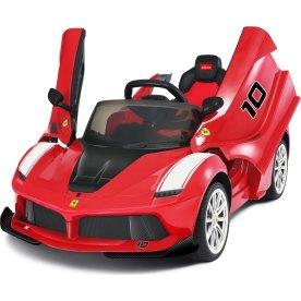 El-drevet Ferrari La Ferrari FXX K børnebil