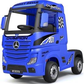 El-drevet Mercedes Actros Truck børnelastbil