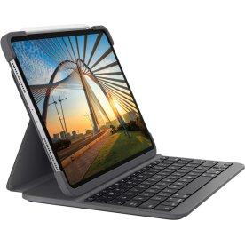 """Logitech Slim Folio m. tastatur til iPad Pro 12,9"""""""