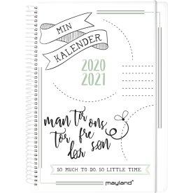 Mayland 20/21 Kalender | Doodle 2 | A5 | Uge