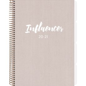 Mayland 20/21 Kalender | Influencer | A5 | Uge